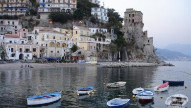 Photo of La Torre di Cetara e la sua conca