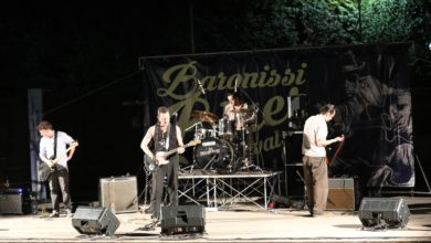 Photo of Ian Siegal live@Baronissi Blues Festival 2017_01