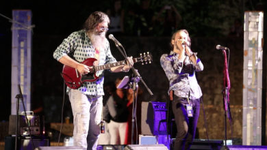 Photo of Tropepe & Canale live@Baronissi Blues Festival 2017
