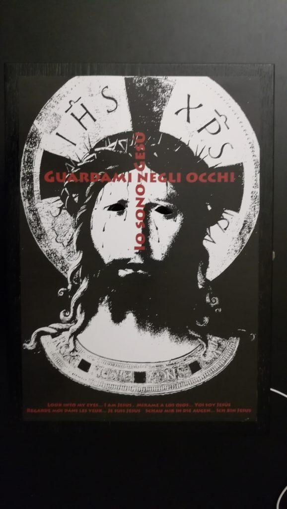 Nel segno della Croce: Guardami negli occhi, Io sono Gesù