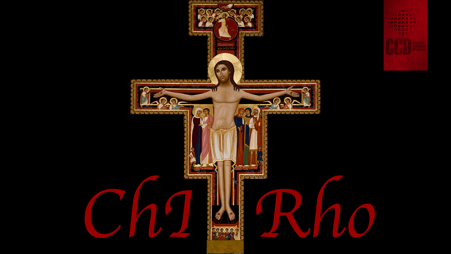 Chi Rho: il video in mostra ad Amsterdam