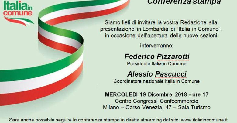italia in comune milano