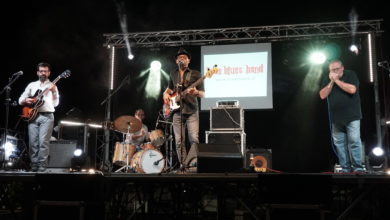 Photo of Raduno Blues a Marina di Camerota