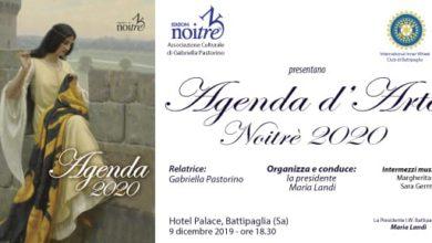 Photo of Battipaglia, si presenta l'agenda d'arte Noitrè