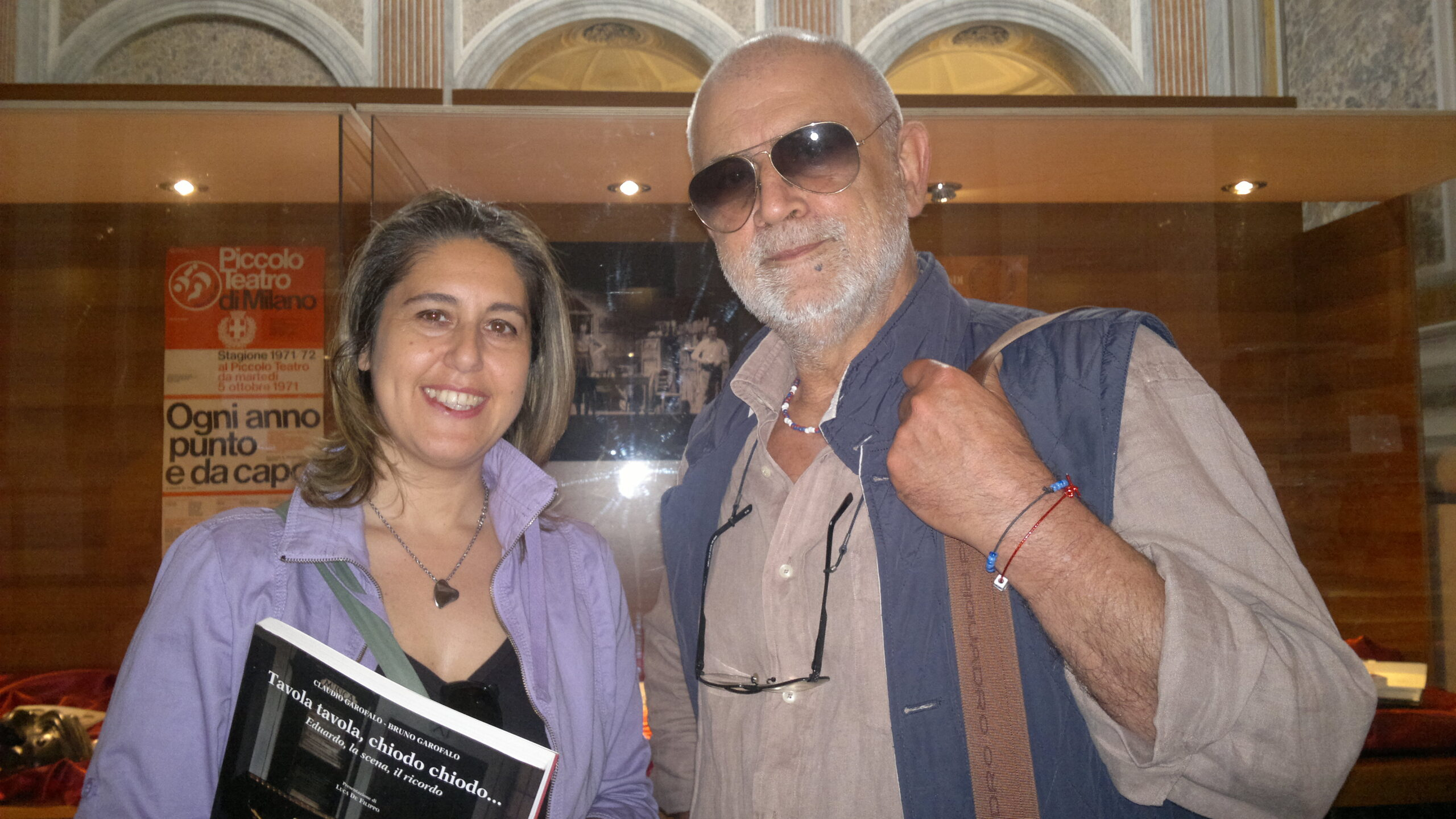 21 giugno 2014 -Maria Rosaria Voccia e Bruno Garofalo
